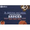 Bocal DIY sauces pimentées