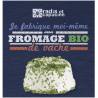 Bocal DIY fromage de vache