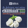 Bocal DIY Mozzarella RC
