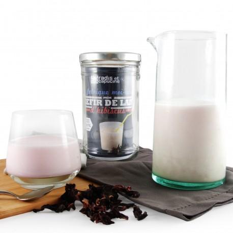 Kefir de lait Fabrication Maison avec épices bio