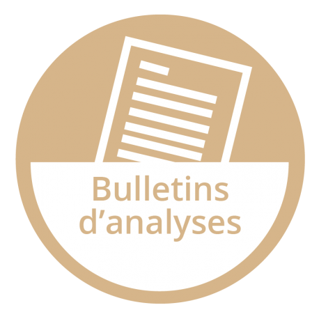 Bulletins d'analyse