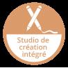 Studio de création intégré