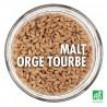 Malt Orge Tourbé Bio 3,5-5 EBC - 1kg