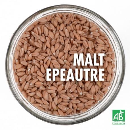 Malt Epeautre Bio 3-7 EBC - 1kg