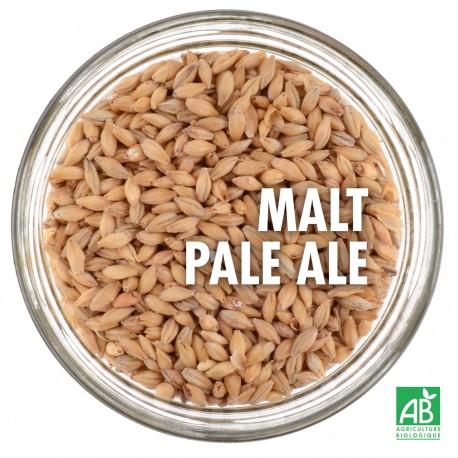 Malt Pale Ale 7-9 EBC - Bio 1 kg