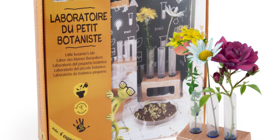 Laboratoire du petit botaniste