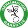 Germination garantie